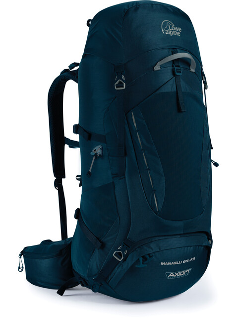 Lowe Alpine Manaslu 65:75 - Mochila Hombre - azul